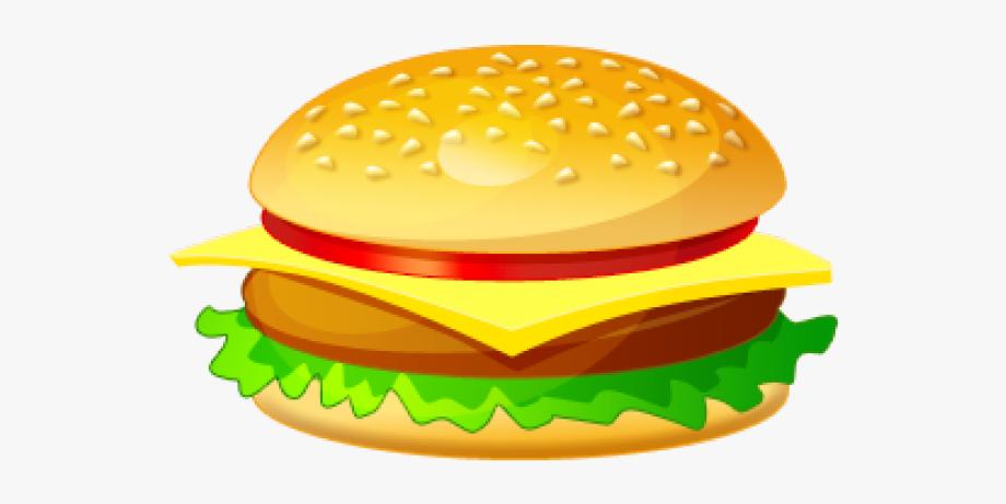 hamburger clipart burge