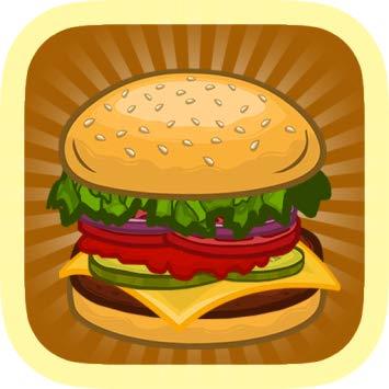 Hamburger clipart burger bar. Amazon com make your