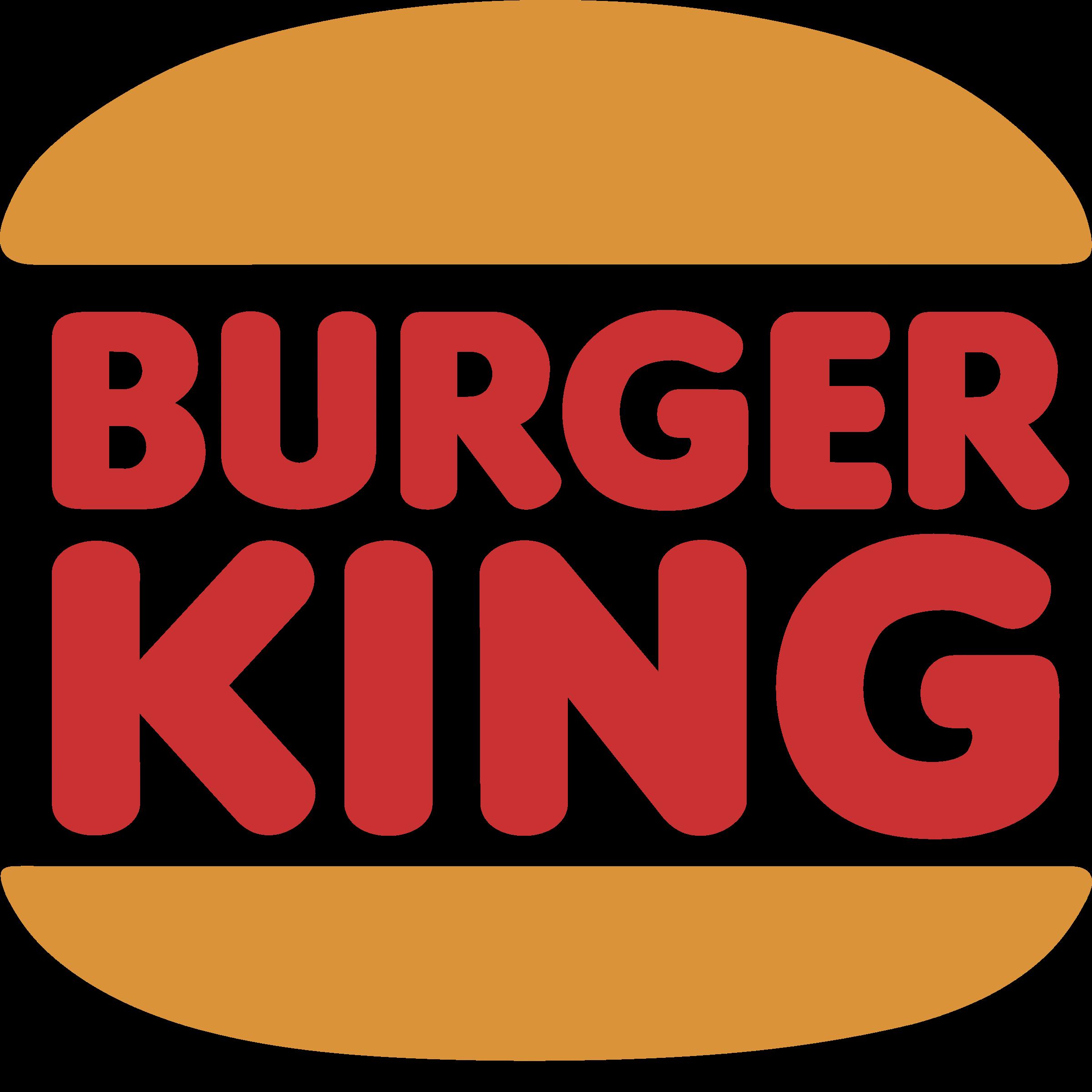 Hamburger burger logo