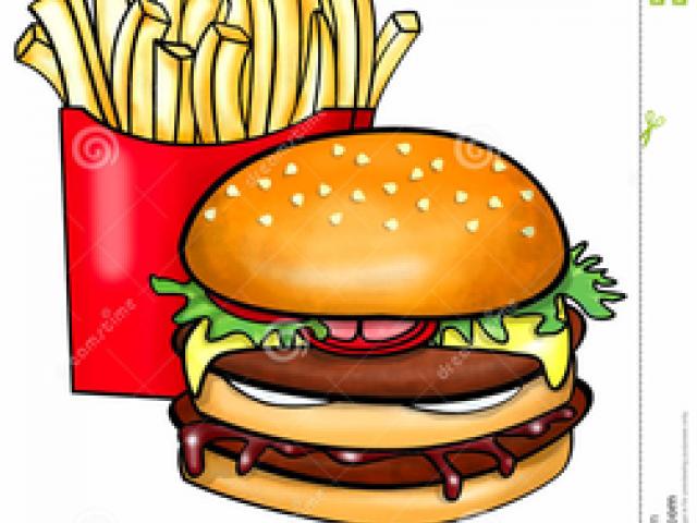 Hamburger clipart burger mcdonalds. Free download clip art