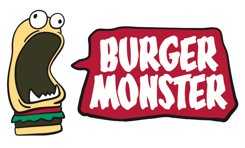 Hamburger clipart concession food. Burger monster orange county