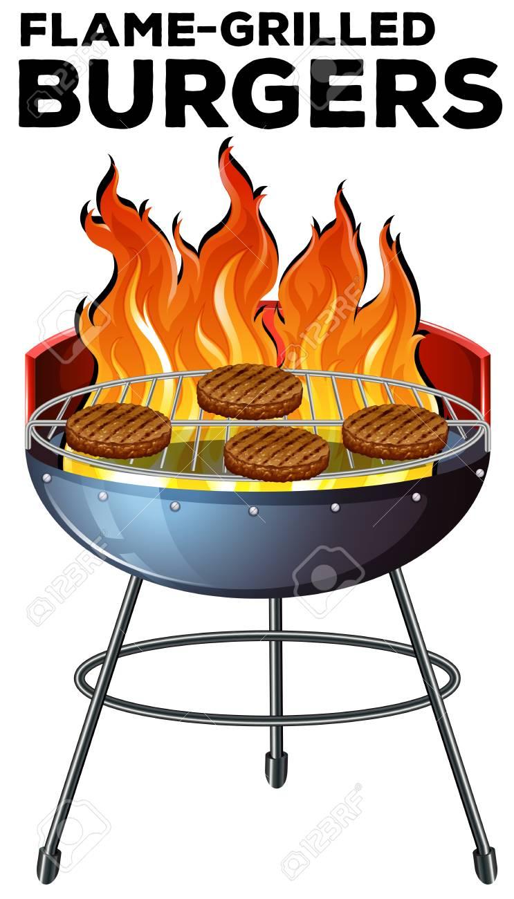 Hamburger clipart grill clipart. Hamburgers x free clip