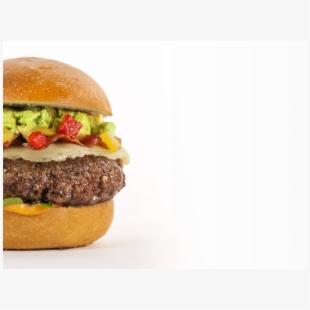 Burger ingredients . Hamburger clipart layer