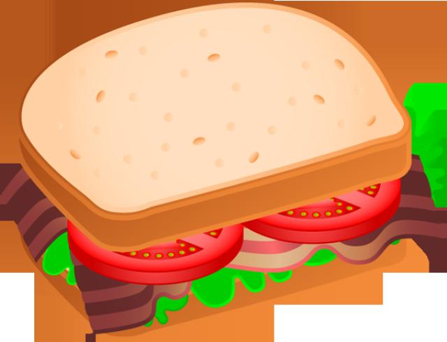 Clip art of hamburgers. Tuna clipart tuna sandwich
