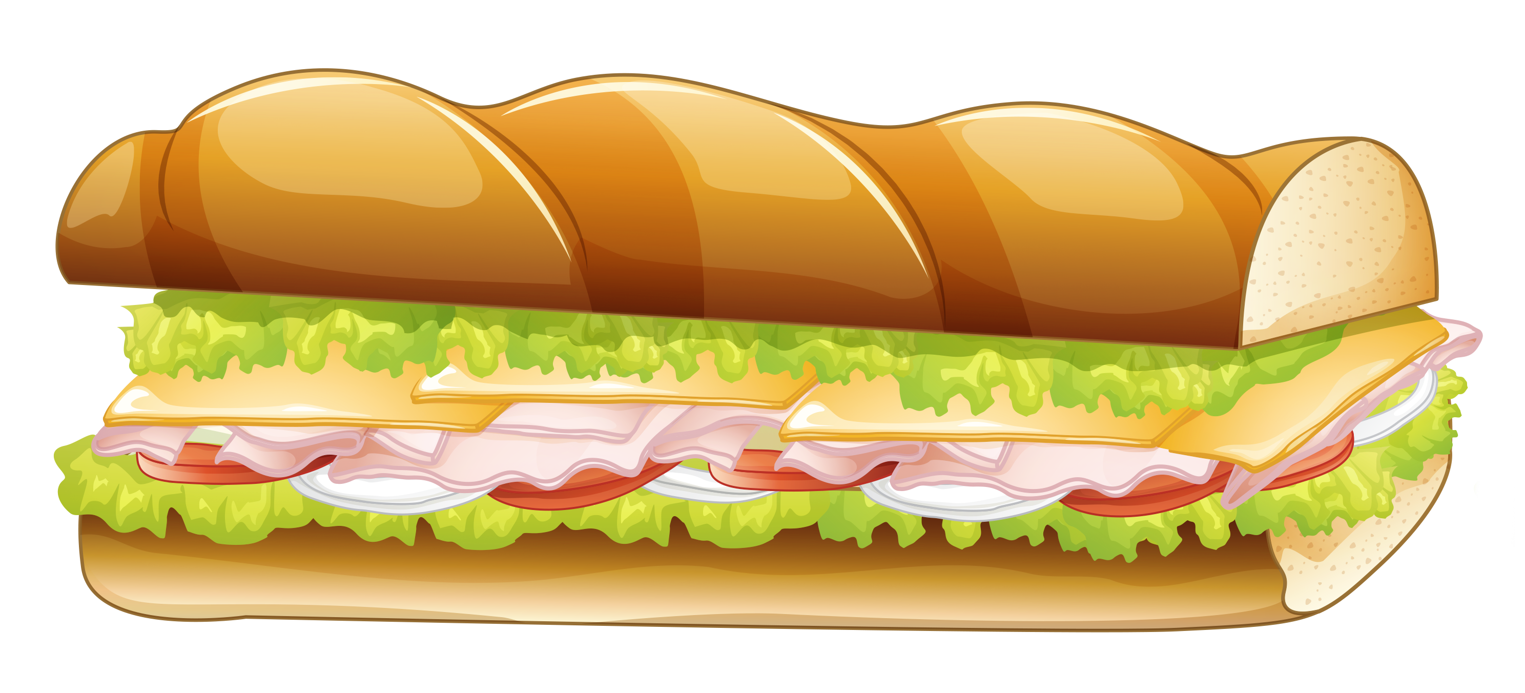 Pizza clipart junk food. Hamburger submarine sandwich panini