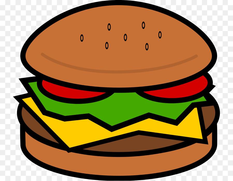 Hamburger clipart pizza. Cartoon food transparent