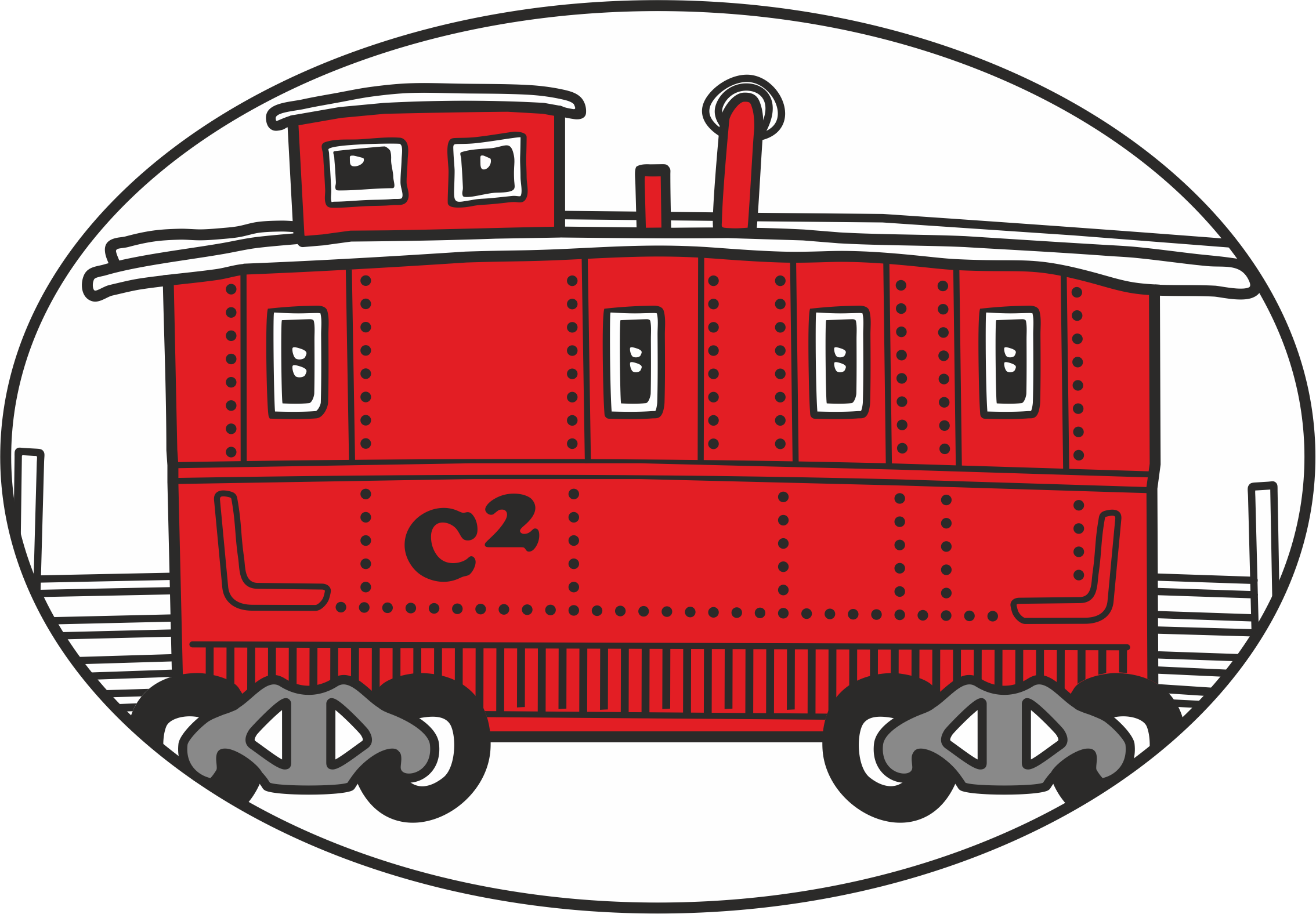Caseys caboose . Hamburger clipart printable