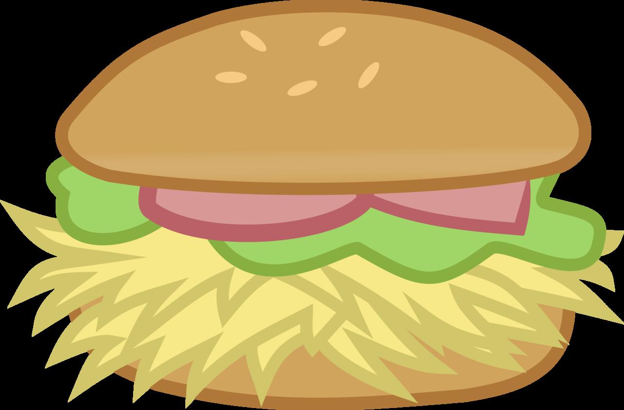 absurd res artist. Hamburger clipart svg