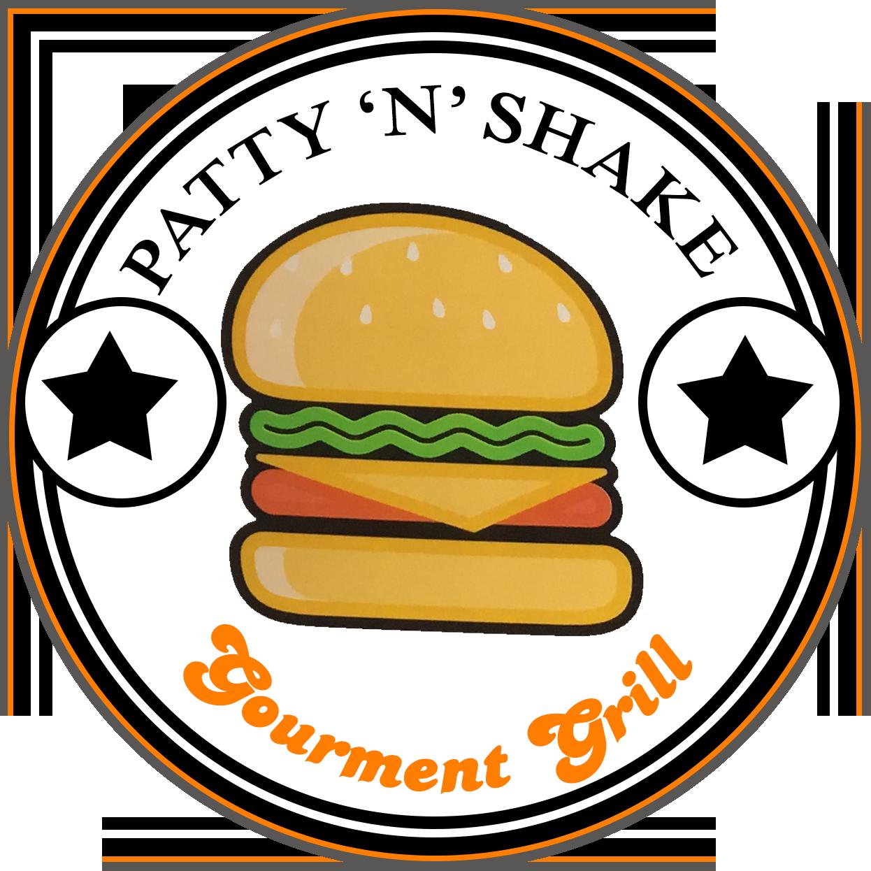 Hamburger clipart takeaway food. Patty n shake newcastle