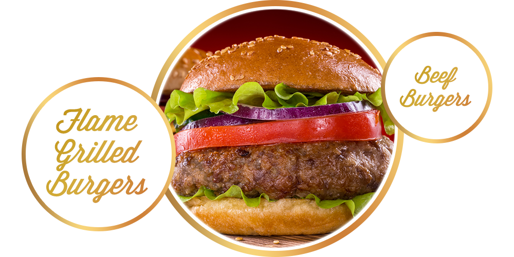 Oscars edinburgh order online. Hamburger clipart takeaway food