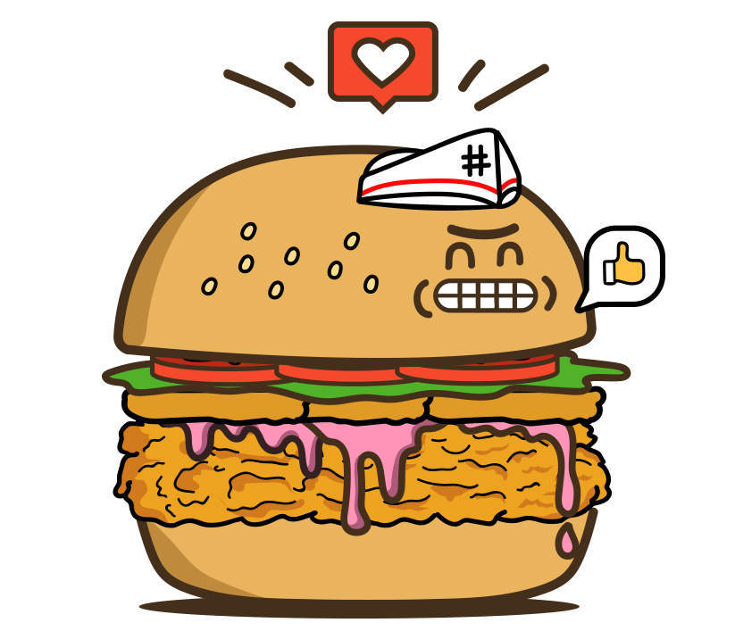 Hamburger clipart takeaway food. Twisted london ideas are