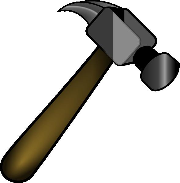 Hammer clipart. Clip art at clker