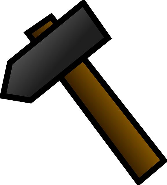 Wood idea pinterest. Hammer clipart carpentry tool