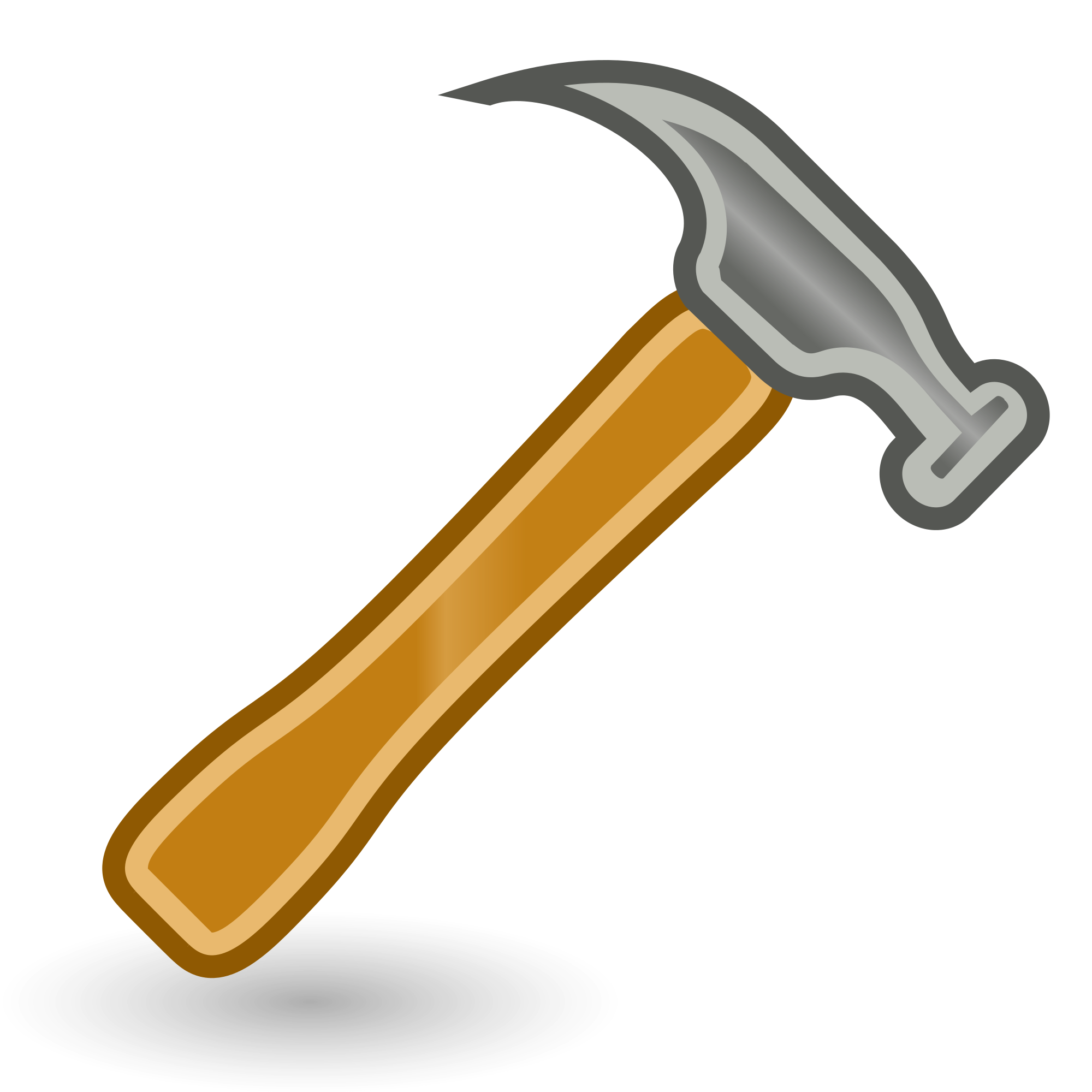 Claw clip art png. Hammer clipart clear background