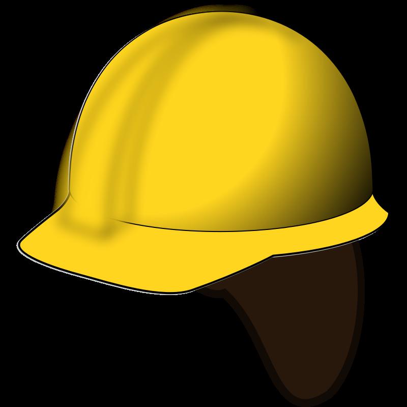 Construction clip art cliparts. Hammer clipart hard hat