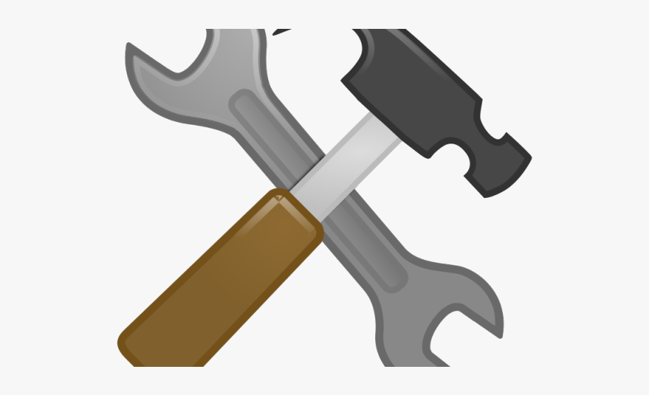 Tool and . Handyman clipart hammer screwdriver