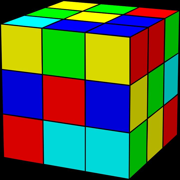Hammer clipart living thing. Cube rubics graphics illustrations