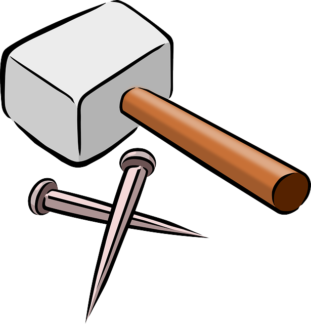 Hammer clipart malleability. Moving the site hosting