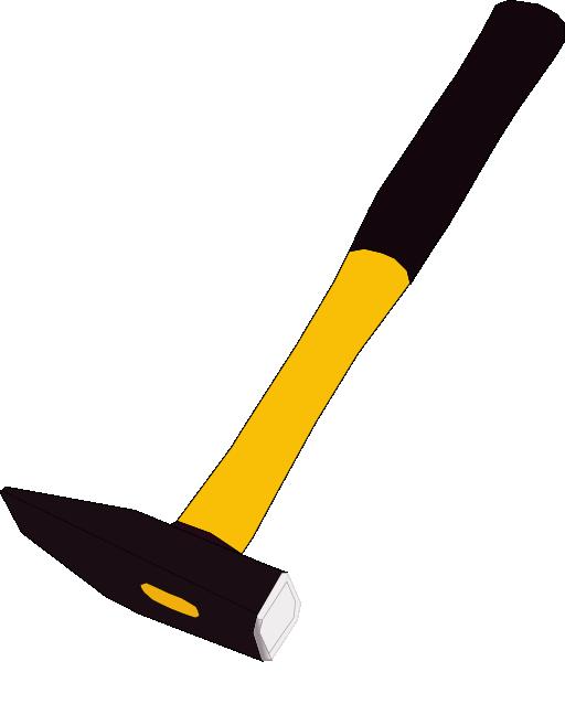 Hammer clipart mallet hammer. I royalty free public