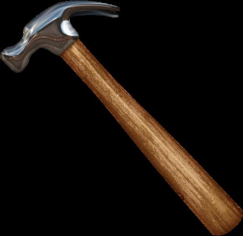 Free download clip art. Hammer clipart martillo