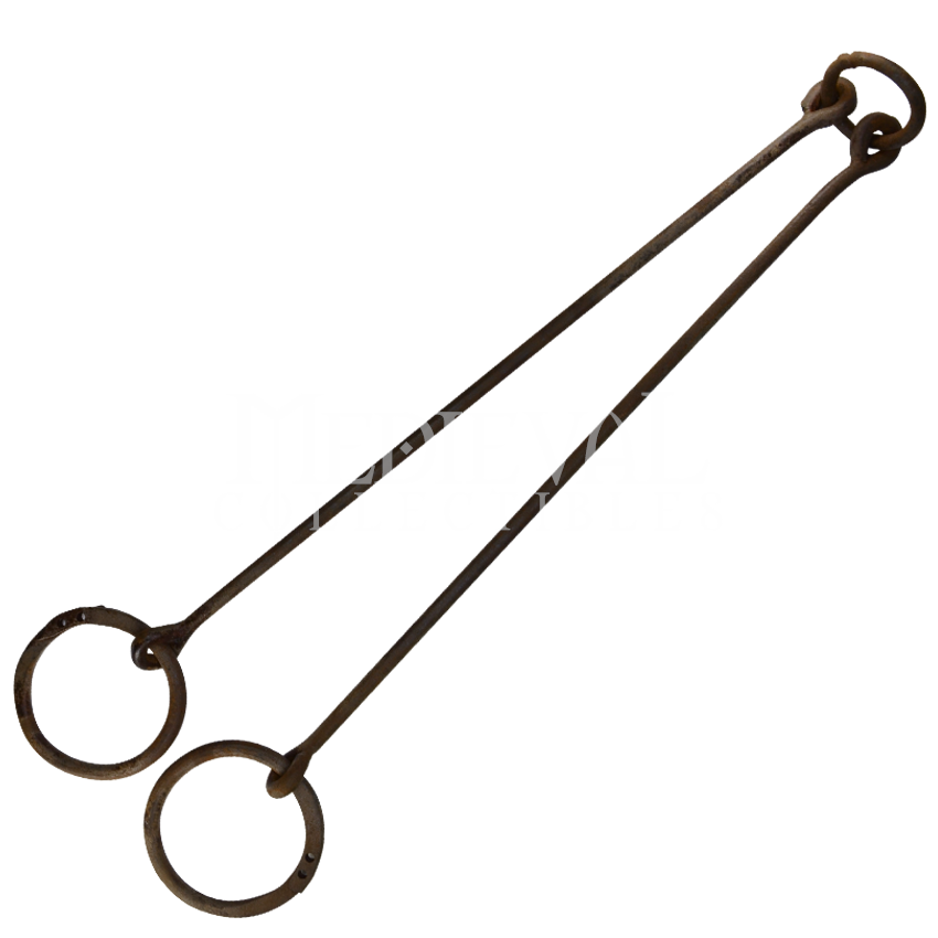 Hammer clipart medieval. Iron shackle and bar
