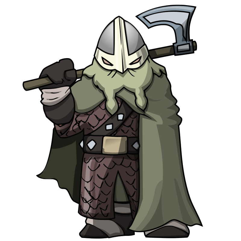 Viking free to use. Warrior clipart transparent