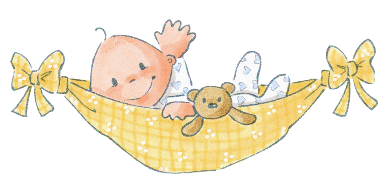 Hammock clipart baby hammock. In png babies and