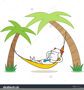 Man in free images. Hammock clipart clip art