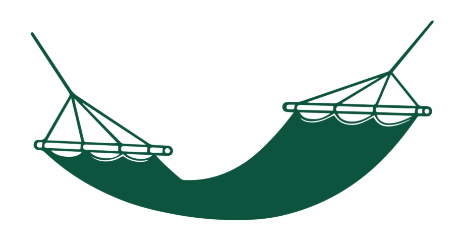 Icon linking to club. Hammock clipart drawing