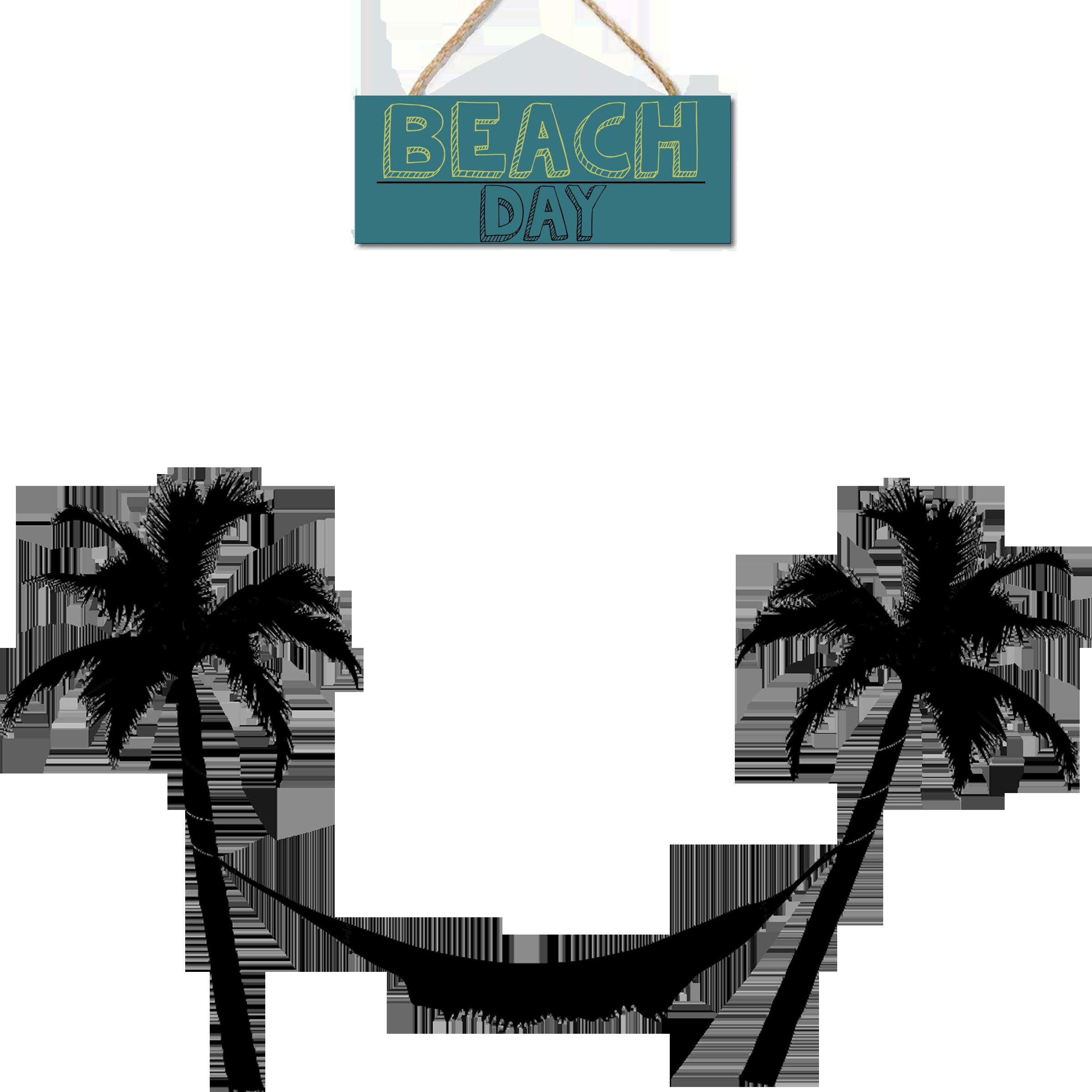 Palm clipart hammock. Arecaceae hamaca rbol clip
