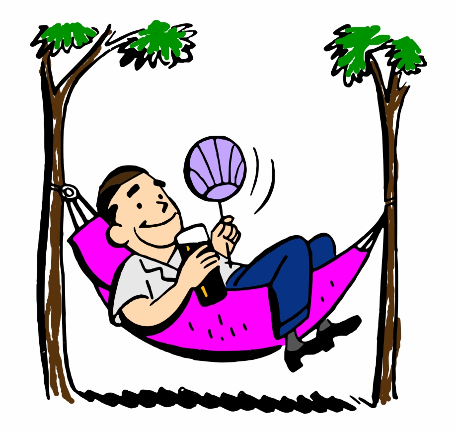 Hammock clipart happy retirement. Free png images download