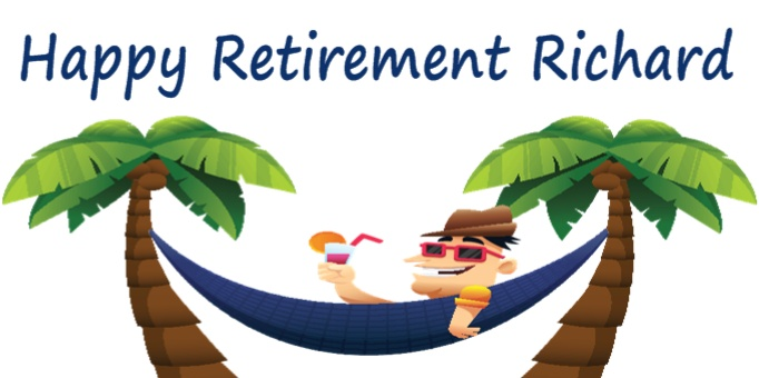 Banner templates from banners. Hammock clipart happy retirement