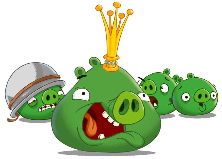 Hamster clipart angry. Image piggiestoons png birds