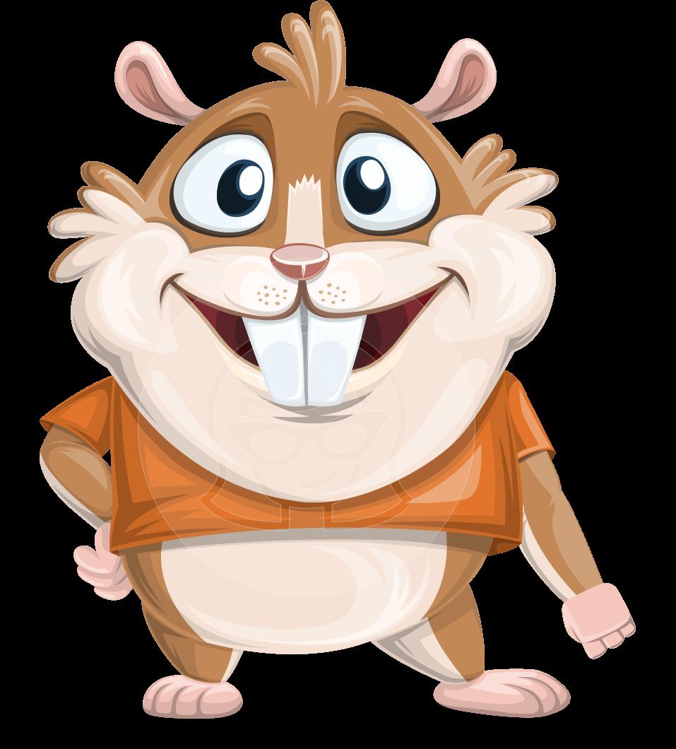 Cartoon frames illustrations hd. Hamster clipart bottle