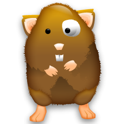 Hamster clipart brown. Free cliparts download clip