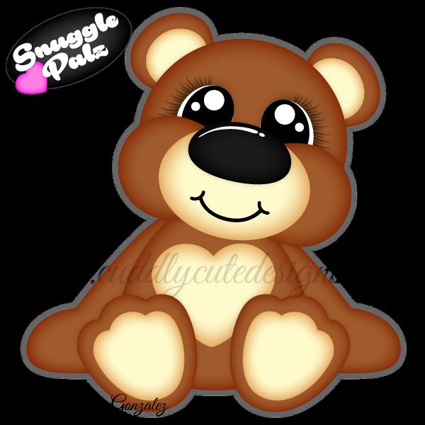 Hamster clipart brown teddy bear. Snuggle palz