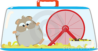 Hamster clipart cage clipart. Free cute hamsters cliparts