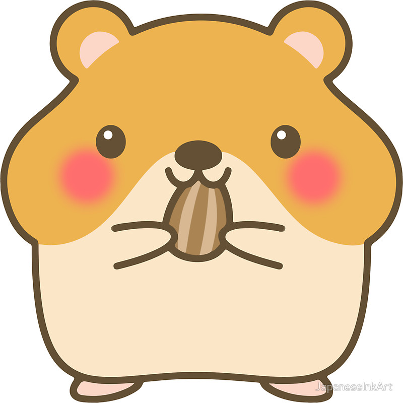Hamster clipart cute hamster. Free download best on
