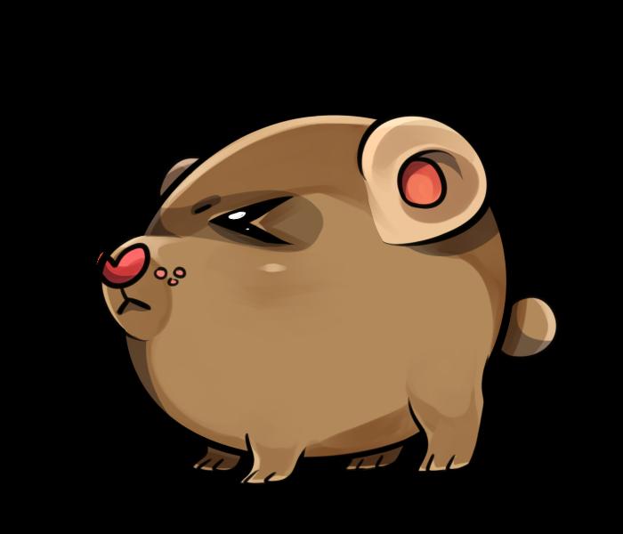 Hamster clipart dead. New login rewards monster