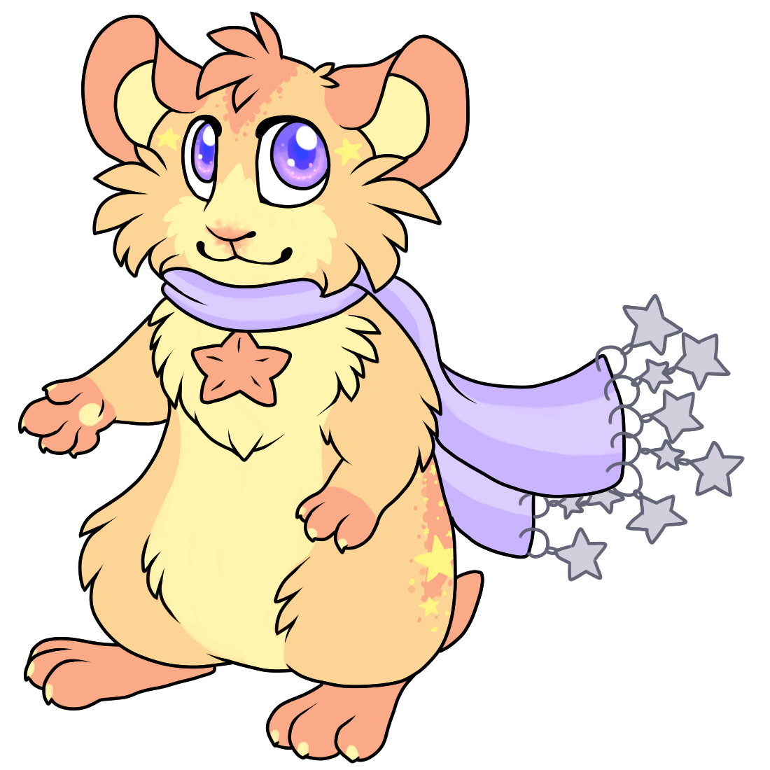 Comet solo s terminal. Hamster clipart dwarf hamster