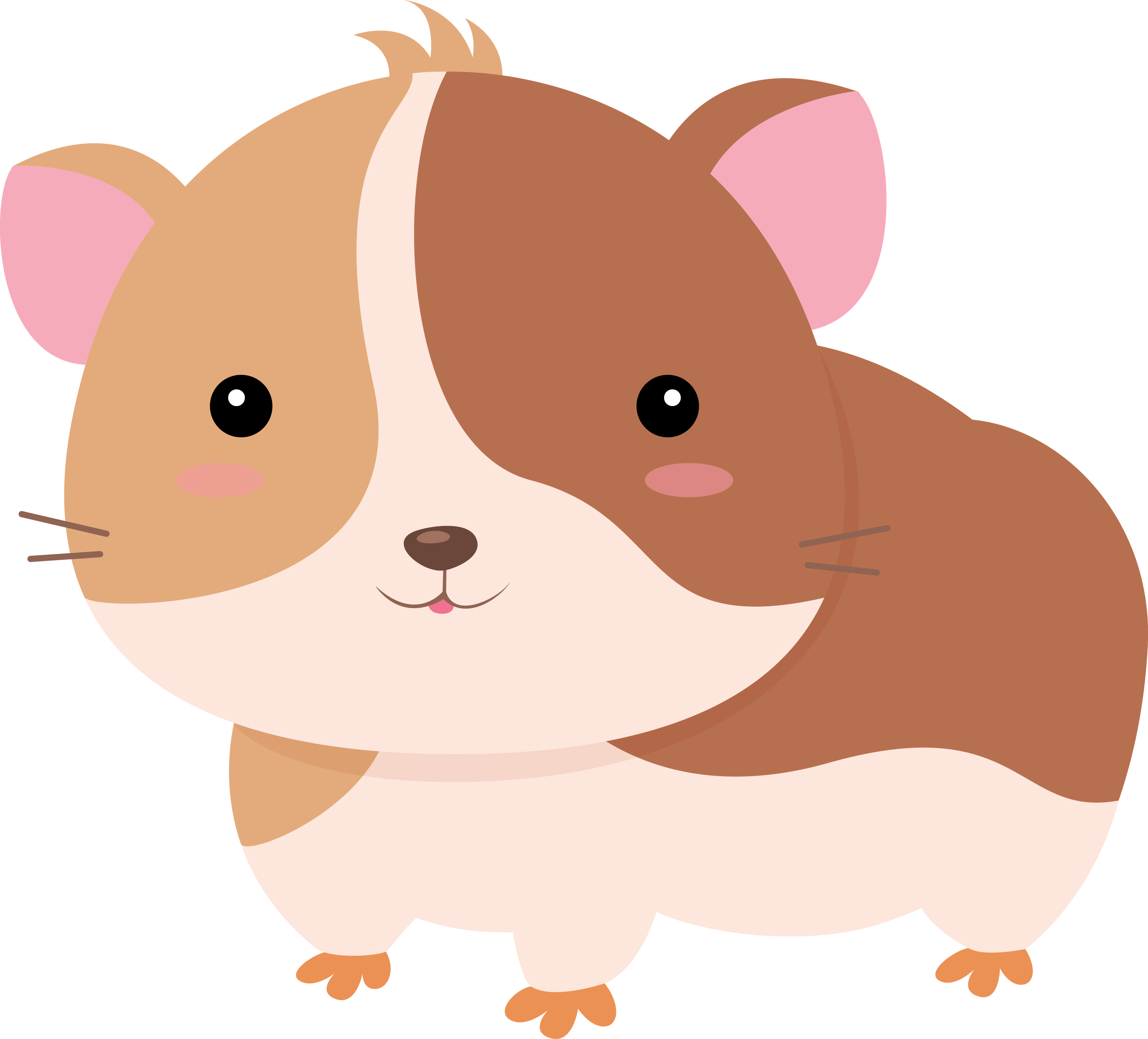Hamster clipart forest animal. Play learn all about