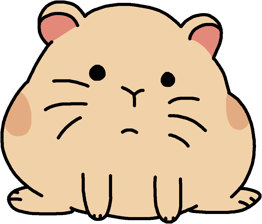 Image png we bare. Hamster clipart grizzly bear