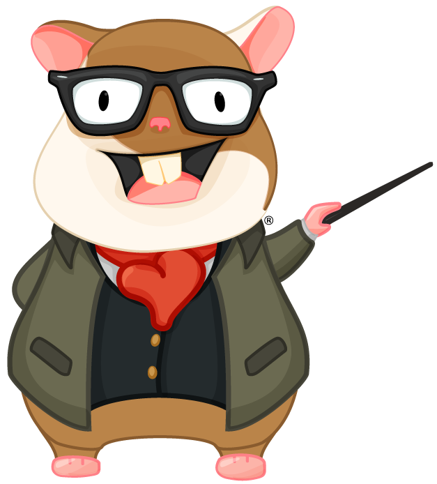 Ember js tomster and. Hamster clipart hampster