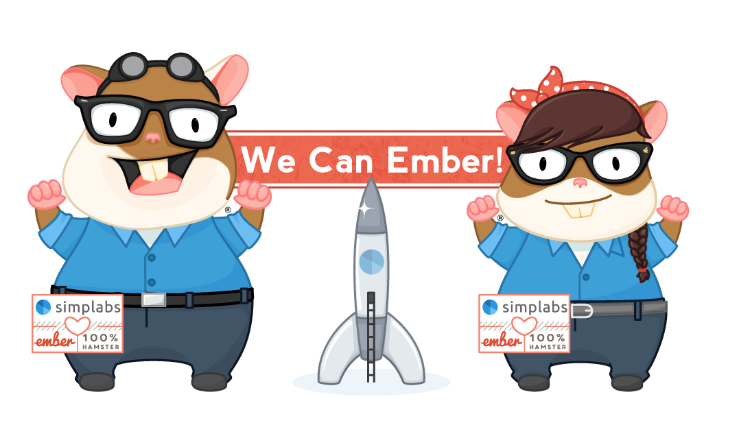 Hamster clipart hampster. Ember js tomster and