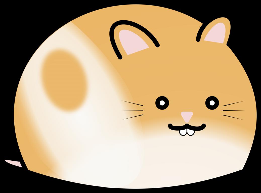 Nunu by nico e. Hamster clipart hampster