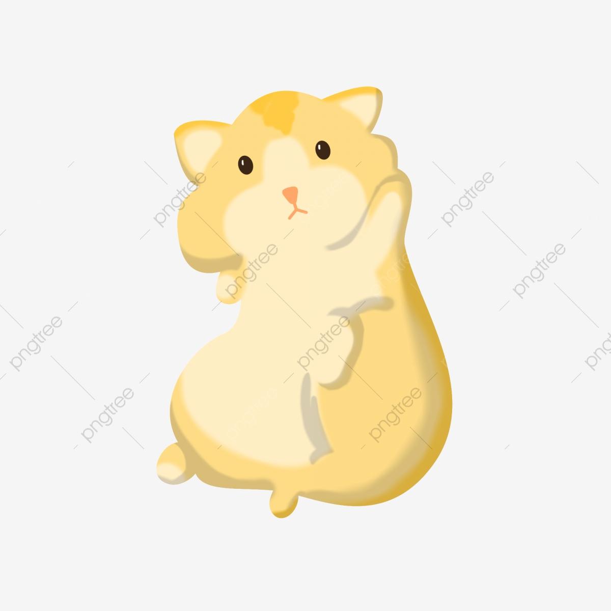 Hamster clipart hamster cartoon. Little mouse background mini