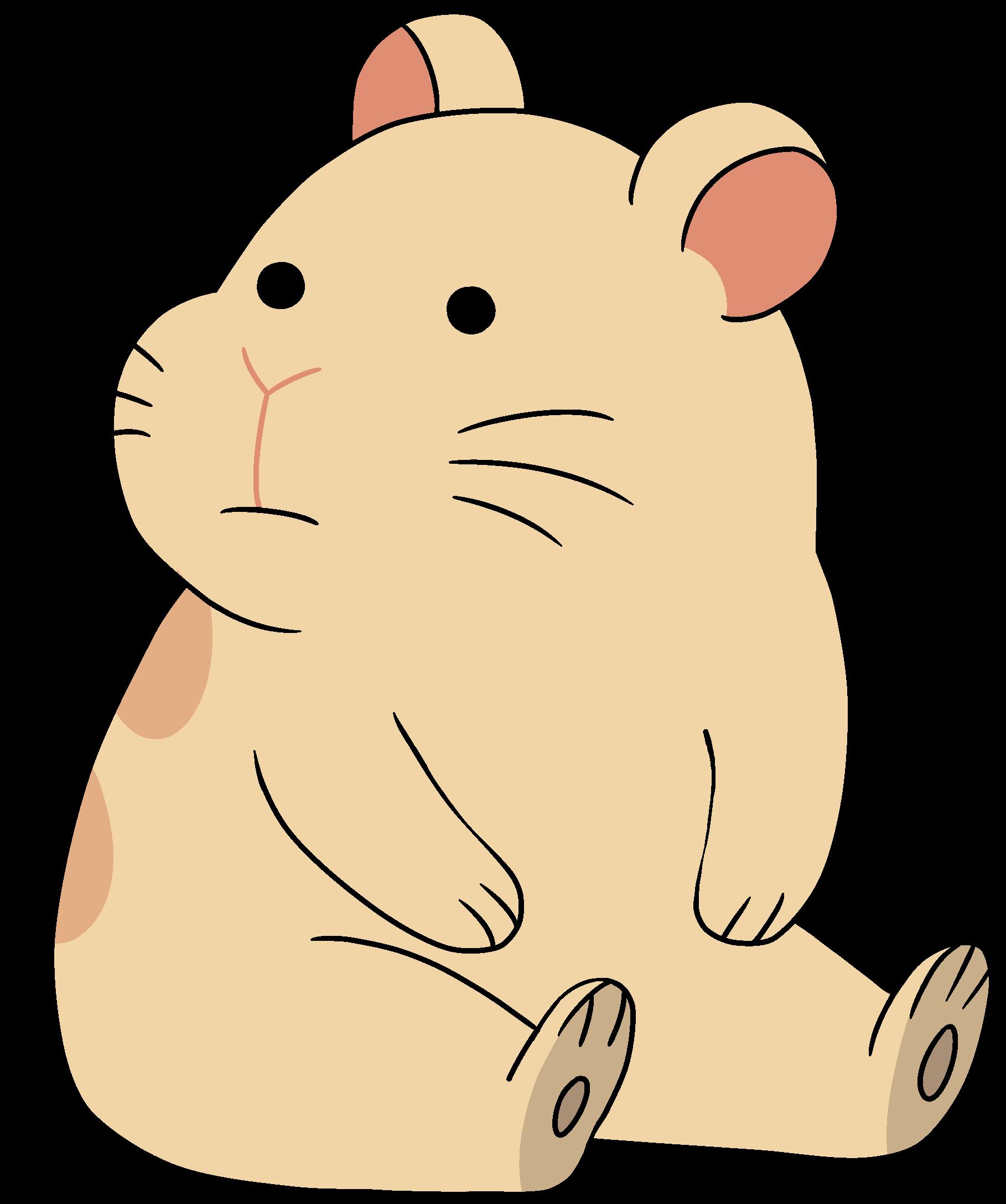 Image png we bare. Hamster clipart hamster food