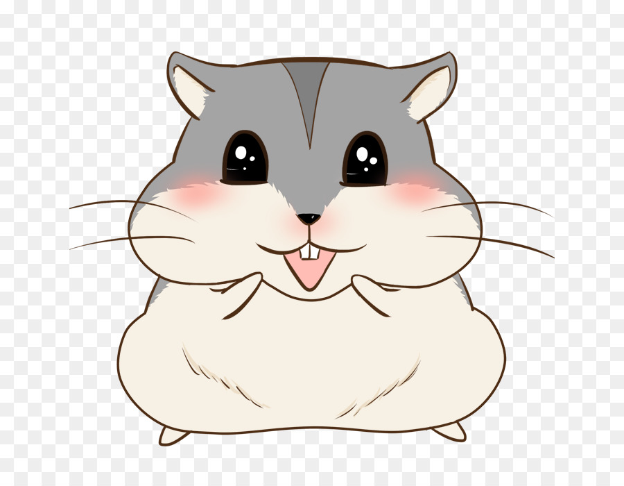 Cat drawing png download. Hamster clipart hamster head