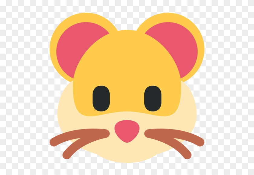 Twitter free transparent png. Hamster clipart hamster head