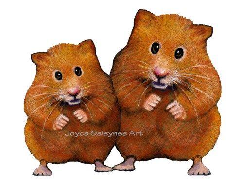 Clip art cute couple. Hamster clipart printable
